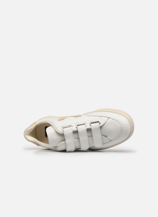 Sneaker Veja V-Lock weiß ansicht von links