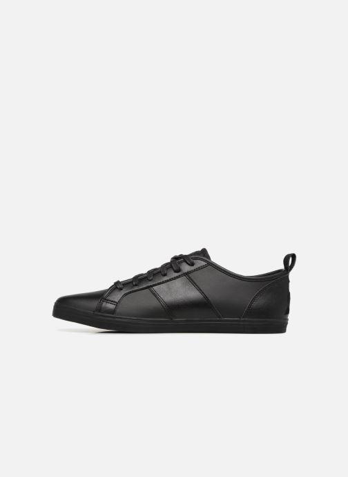 Sneaker Le Coq Sportif Carcans Winter Craft schwarz ansicht von vorne