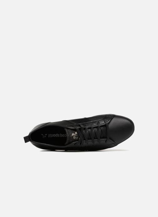 Sneaker Le Coq Sportif Carcans Winter Craft schwarz ansicht von links
