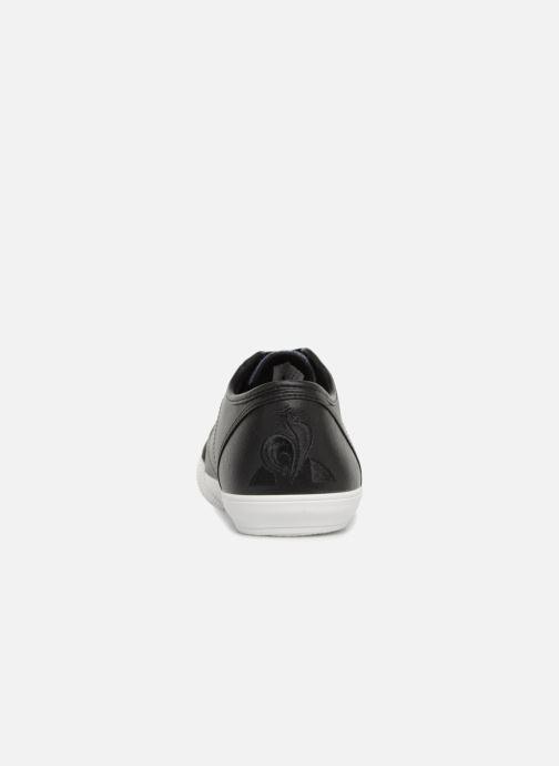 Sneaker Le Coq Sportif Deauville Winter Craft schwarz ansicht von rechts