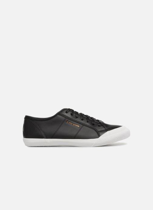 Sneaker Le Coq Sportif Deauville Winter Craft schwarz ansicht von hinten