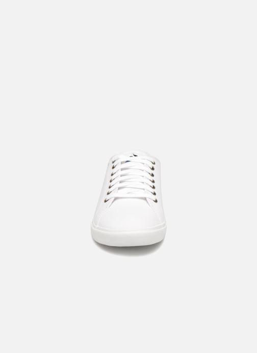 Baskets Le Coq Sportif Verdon Bold Blanc vue portées chaussures