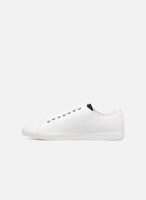 Sneaker Le Coq Sportif Verdon Bold weiß ansicht von vorne