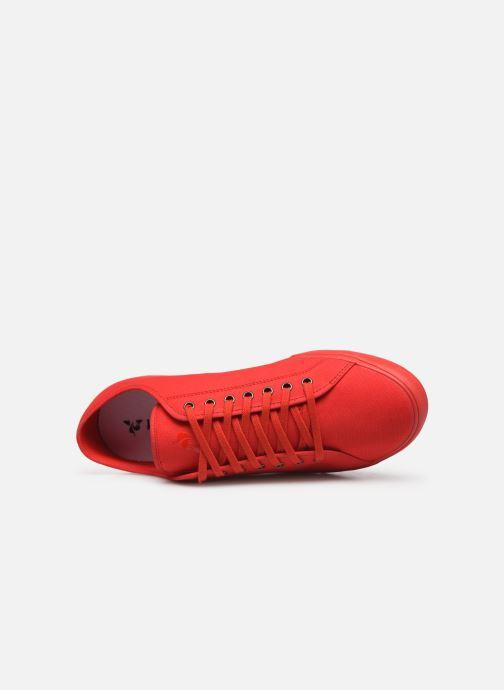 Baskets Le Coq Sportif Verdon Bold Rouge vue gauche