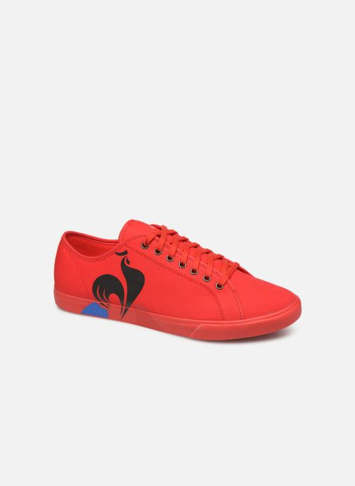 Trainers Le Coq Sportif Verdon Bold Red detailed view/ Pair view