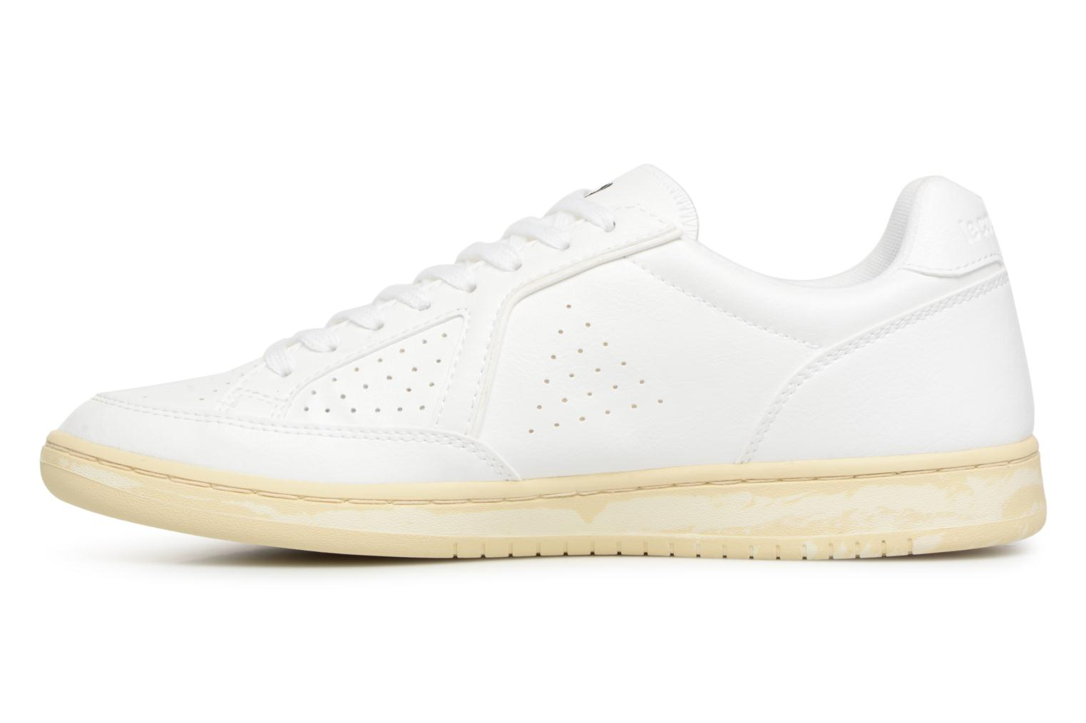 Sneakers Le Coq Sportif Icons Vintage Bianco immagine frontale
