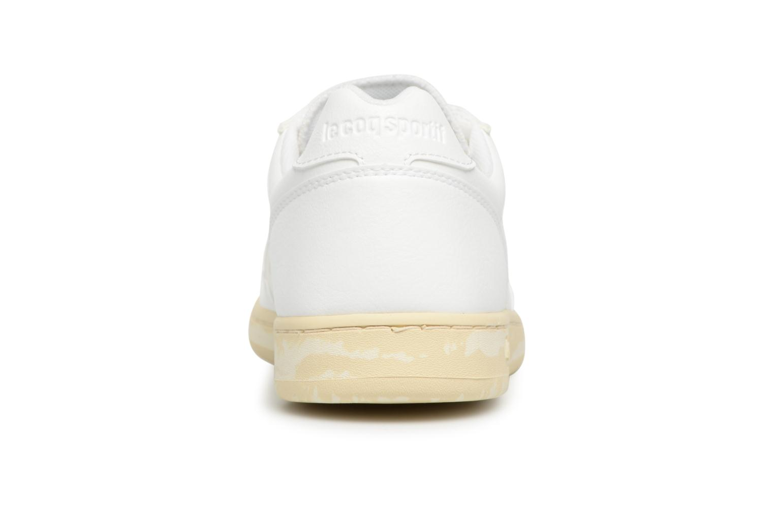 Sneakers Le Coq Sportif Icons Vintage Bianco immagine destra