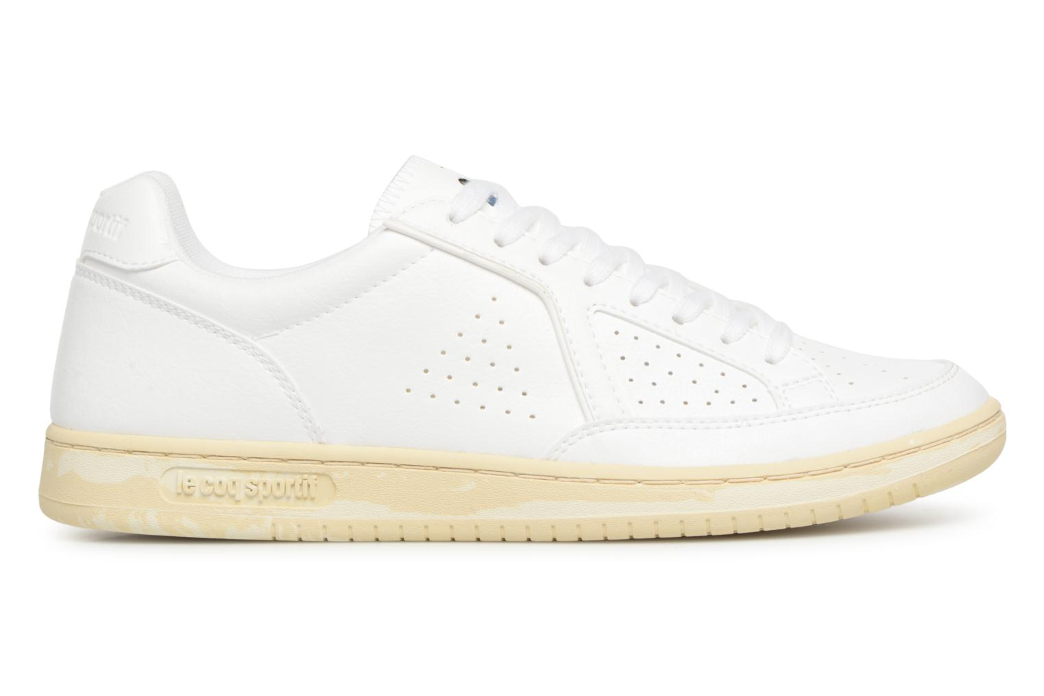 Sneakers Le Coq Sportif Icons Vintage Bianco immagine posteriore