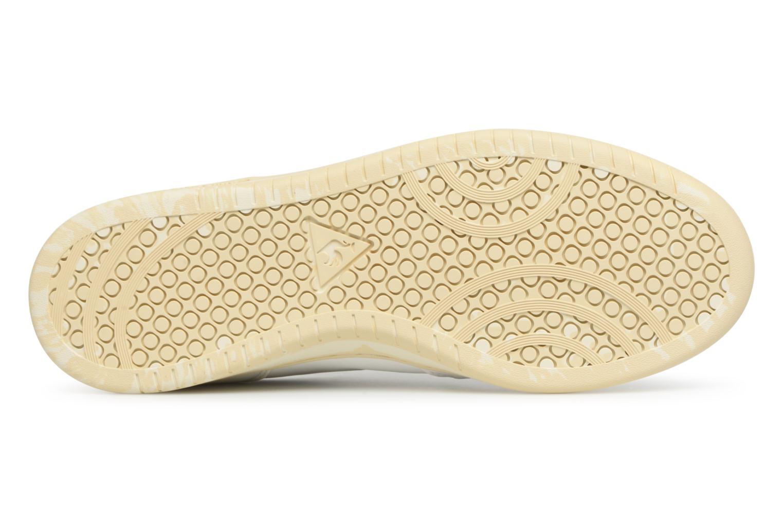 Sneakers Le Coq Sportif Icons Vintage Bianco immagine dall'alto
