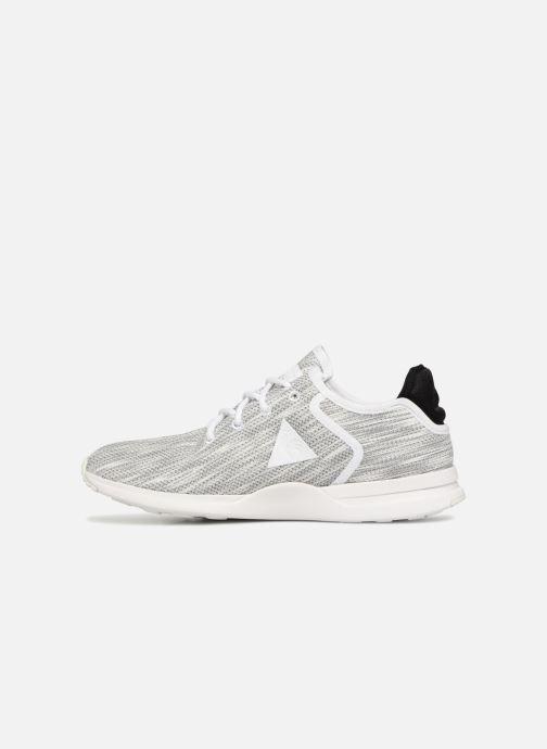 Sneakers Le Coq Sportif Solas Premium Bianco immagine frontale