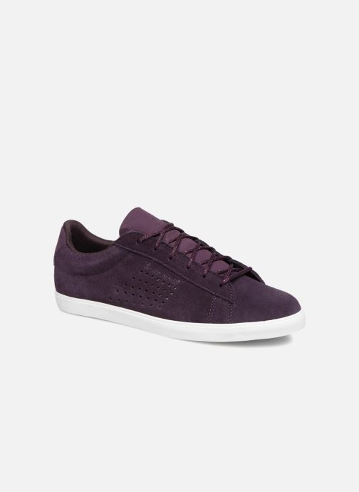 adidas Originals Los Angeles J Kinder Sneaker Violett BB0776, Größenauswahl:35 13