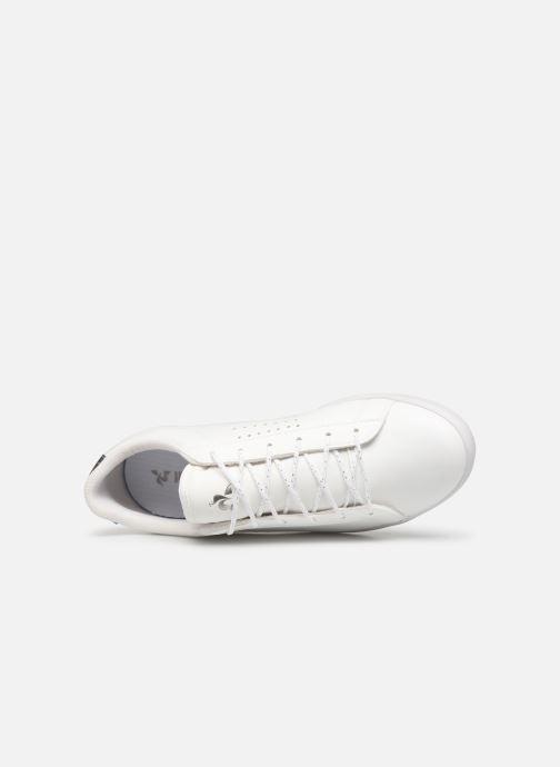 Baskets Le Coq Sportif Agate Premium Blanc vue gauche