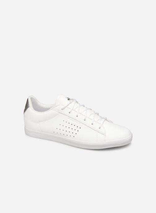 Baskets Le Coq Sportif Agate Premium Blanc vue détail/paire