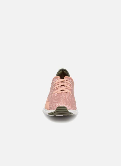 Sneaker Le Coq Sportif Solas W Sport rosa schuhe getragen