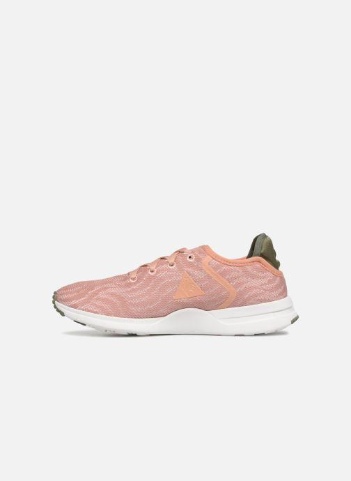 Sneaker Le Coq Sportif Solas W Sport rosa ansicht von vorne