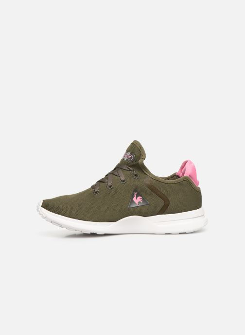 Trainers Le Coq Sportif Solas W Sport Green front view