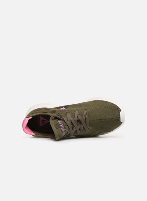 Trainers Le Coq Sportif Solas W Sport Green view from the left