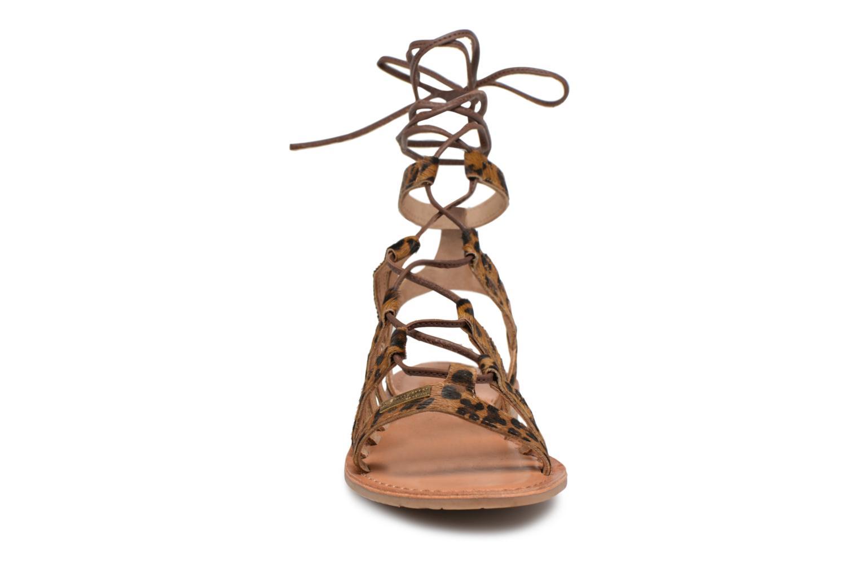 Sandales et nu-pieds Les Tropéziennes par M Belarbi HERCLEO Multicolore vue portées chaussures