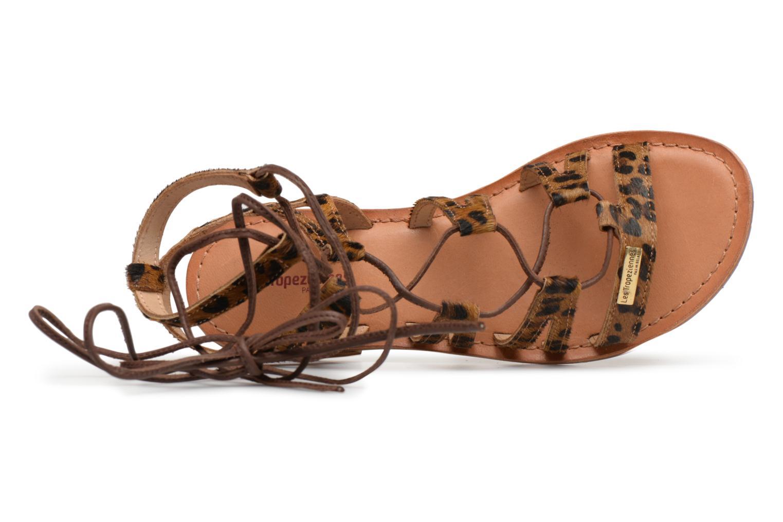 Sandales et nu-pieds Les Tropéziennes par M Belarbi HERCLEO Multicolore vue gauche