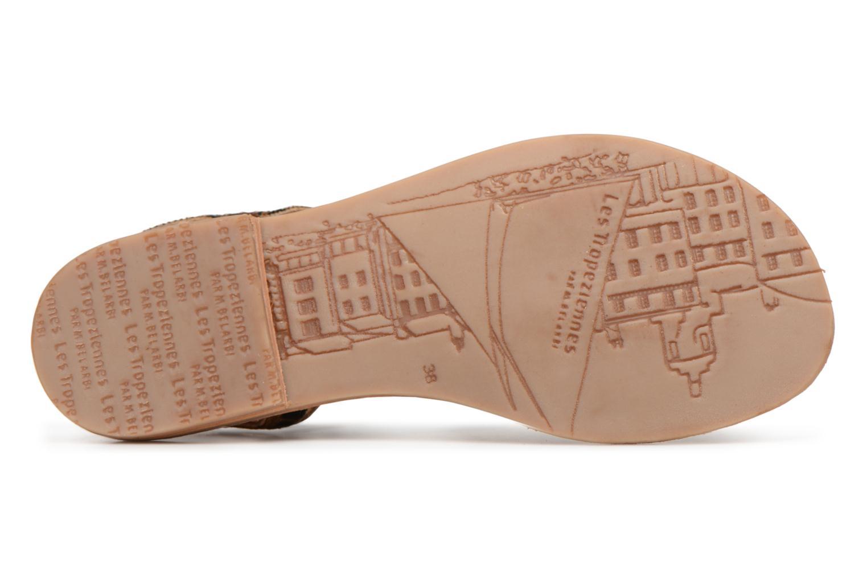 Sandales et nu-pieds Les Tropéziennes par M Belarbi HERCLEO Multicolore vue haut
