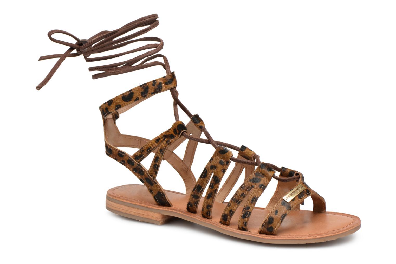 Sandales et nu-pieds Les Tropéziennes par M Belarbi HERCLEO Multicolore vue détail/paire