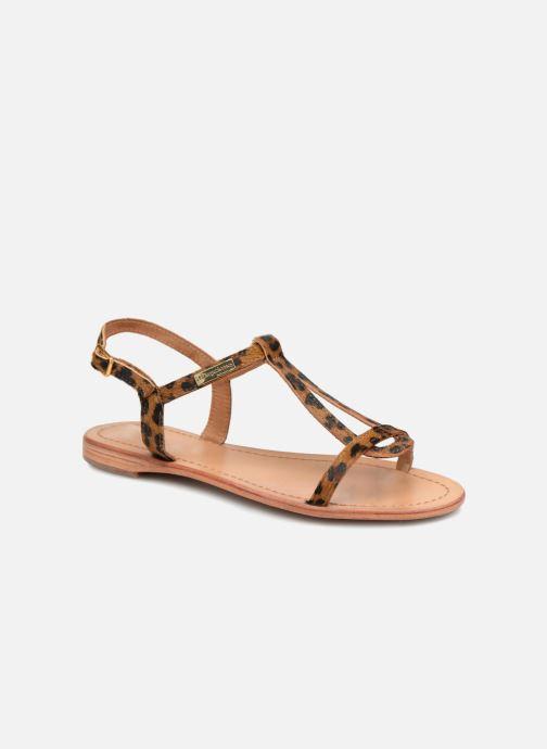 Sandales et nu-pieds Les Tropéziennes par M Belarbi HALEO Multicolore vue détail/paire