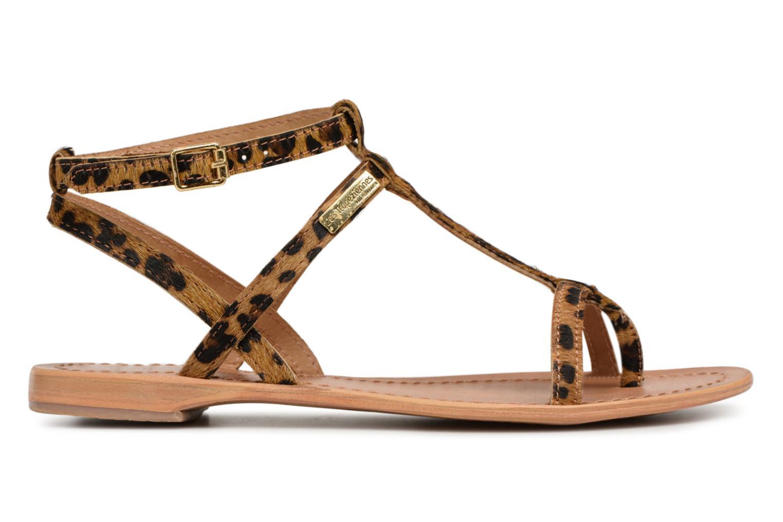 Sandales et nu-pieds Les Tropéziennes par M Belarbi HILANEO Multicolore vue derrière