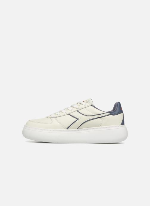 Sneakers Diadora Elite Wide I Wit voorkant
