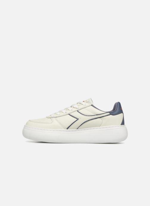 Sneakers Diadora Elite Wide I Bianco immagine frontale