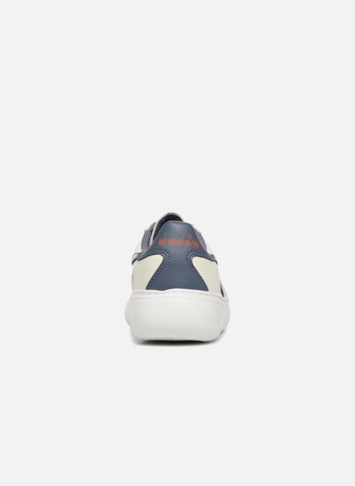 Sneakers Diadora Elite Wide I Bianco immagine destra