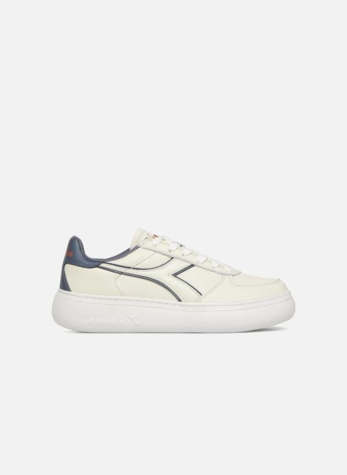 Sneakers Diadora Elite Wide I Wit achterkant