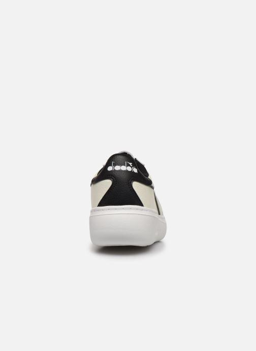 Sneakers Diadora Elite Wide I Wit rechts