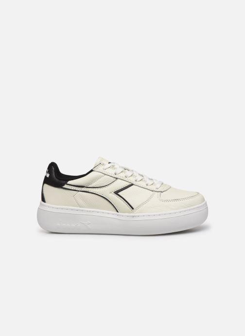 Sneakers Diadora Elite Wide I Wit achterkant