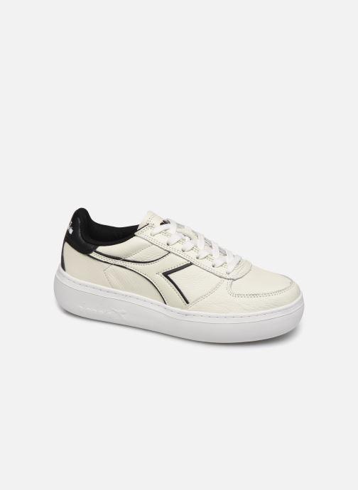 Sneakers Diadora Elite Wide I Wit detail