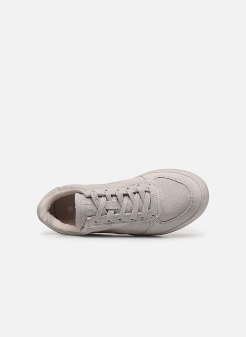 Baskets Diadora Elite Wide Nub Beige vue gauche