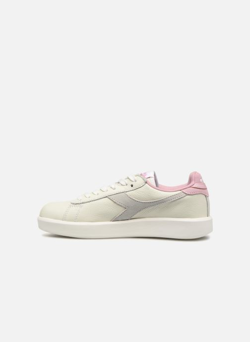 Sneakers Diadora Game Wide I Wit voorkant