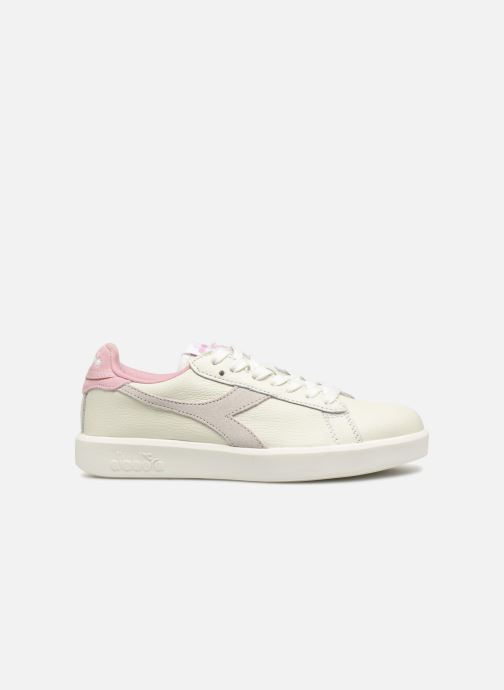 Sneakers Diadora Game Wide I Wit achterkant