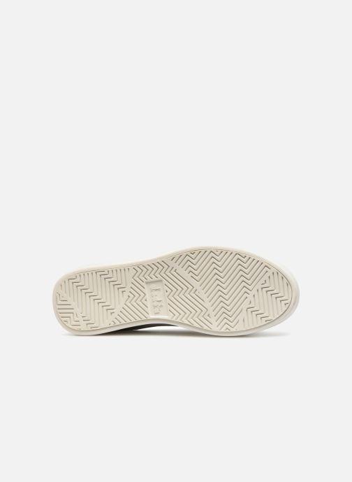 Sneakers Diadora Game Wide I Bianco immagine dall'alto