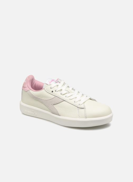 Sneakers Diadora Game Wide I Wit detail
