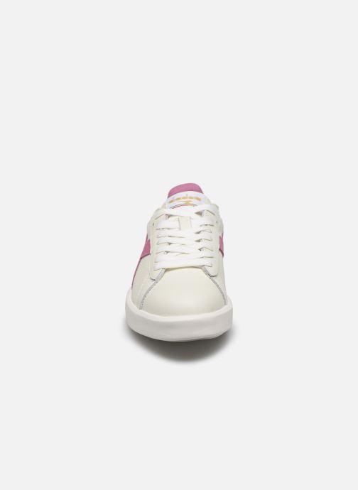 Sneaker Diadora Game Wide I weiß schuhe getragen