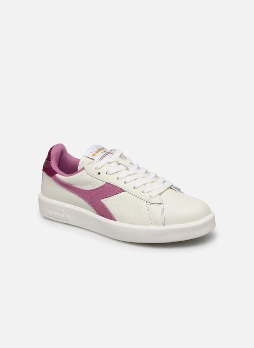 Sneaker Diadora Game Wide I weiß detaillierte ansicht/modell