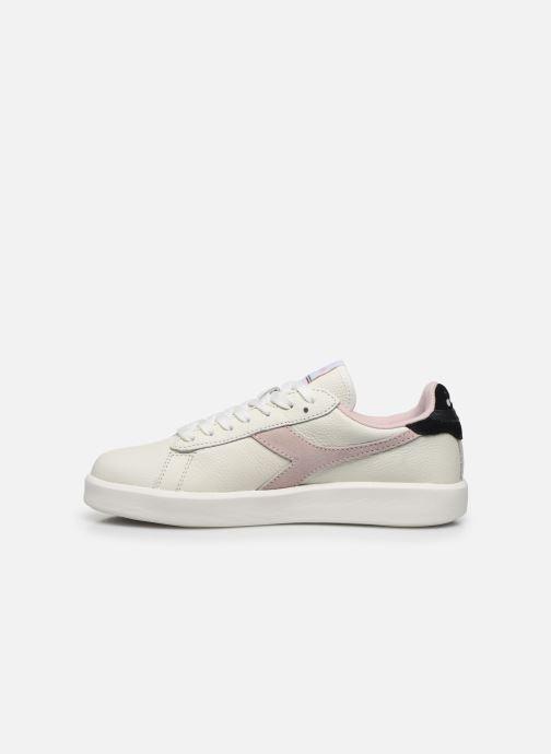 Sneakers Diadora Game Wide I Bianco immagine frontale