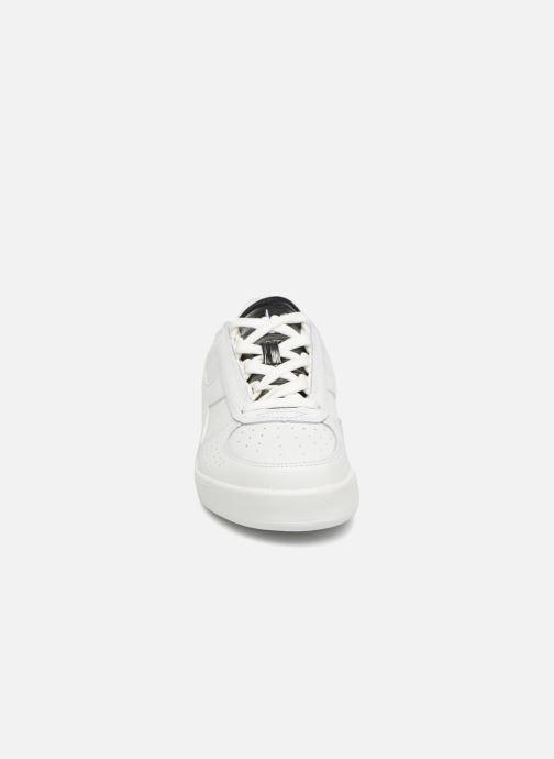 Sneaker Diadora Elite Wn weiß schuhe getragen