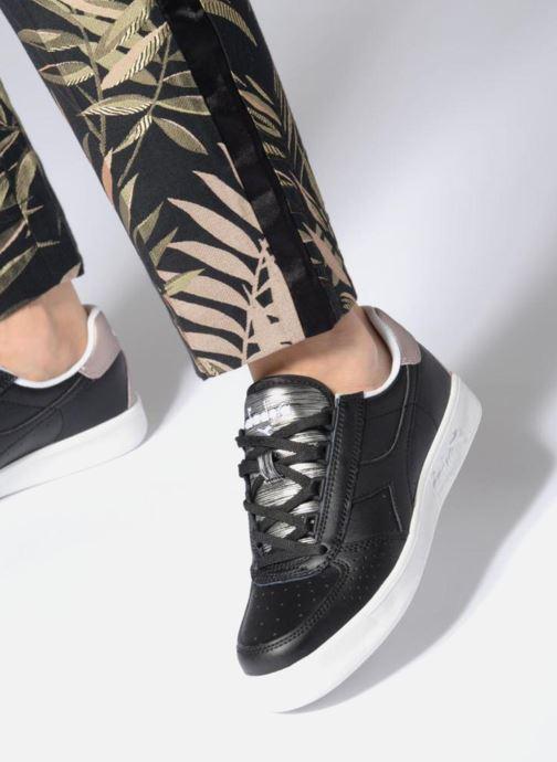 Sneakers Diadora Elite Wn Nero immagine dal basso