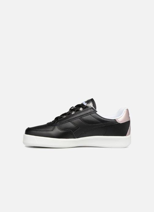 Sneakers Diadora Elite Wn Nero immagine frontale