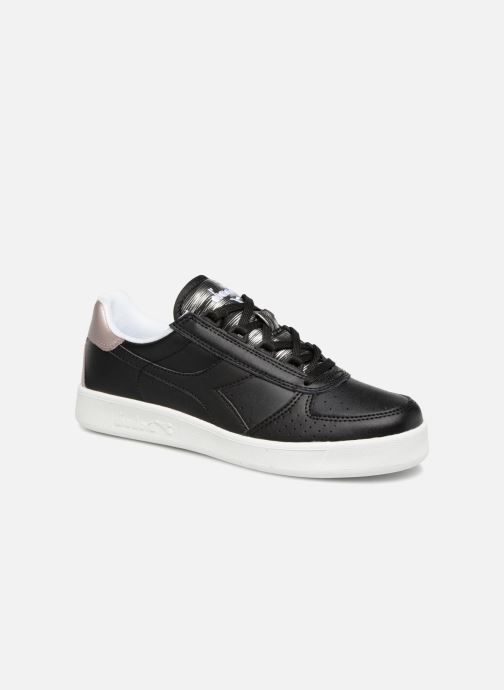 Sneakers Diadora Elite Wn Zwart detail