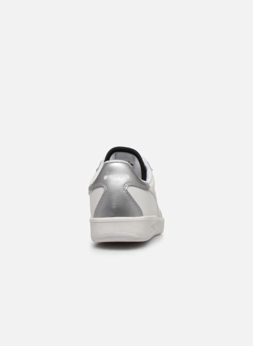 Trainers Diadora Elite Wn White view from the right