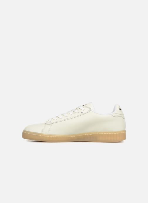 Baskets Diadora Game Bloder Blanc vue face