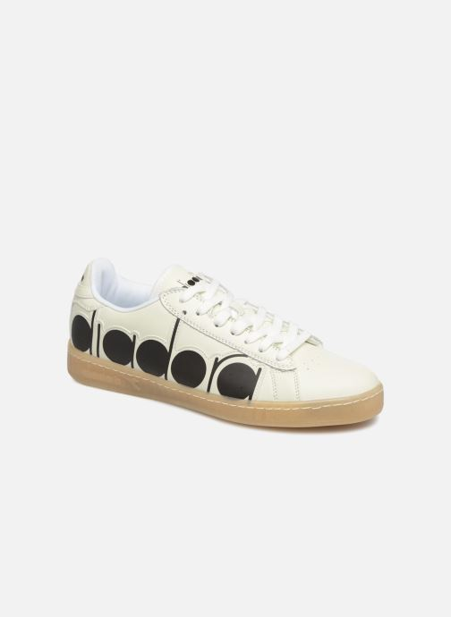 Diadora Game Bloder (Bianco) - scarpe da ginnastica chez | Ottima qualità  | Scolaro/Signora Scarpa