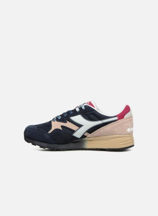 Baskets Diadora N902 Speckled Bleu vue face